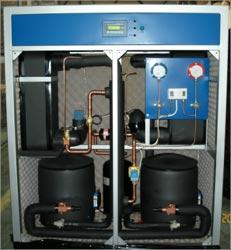 Pompa ciepła o mocy grzewczej 80kW